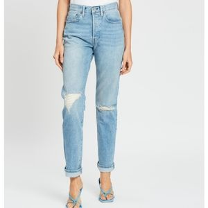 Levi's 501 Made & Crafted High Rise Jeans